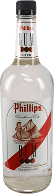 Phillips White rum