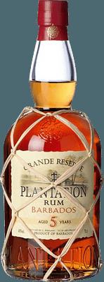 Plantation Barbados 5-Year rum