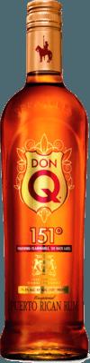 Don Q 151 Overproof rum