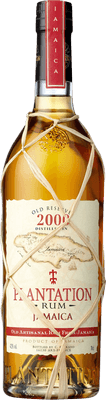 Medium plantation jamaica 2000 rum