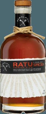 Rum Company of Fiji Ratu Spiced 5-Year rum