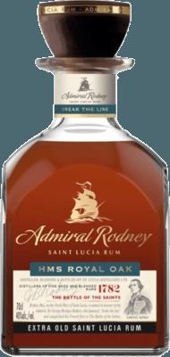 Admiral Rodney HMS Royal Oak rum