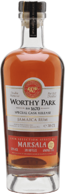 Worthy Park 2012 Special Cask Release Marsala Finish 5-Year rum
