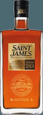 Saint James 2001 10-Year rum