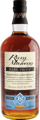 Malecon 1998 Rare Proof 18-Year rum