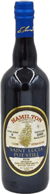 Medium hamilton saint lucia pot still 2004 10 year