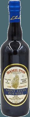 Hamilton 2004 Saint Lucia Pot Still 10-Year rum