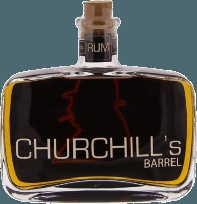 Churchill's Barrel rum