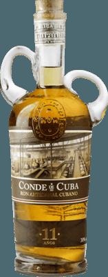 Conde de Cuba 11-Year rum