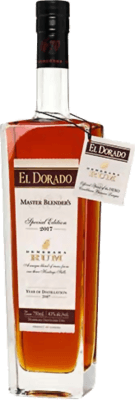El Dorado 2017 Master Blender's Special Edition rum