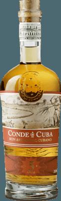 Conde de Cuba 5-Year rum