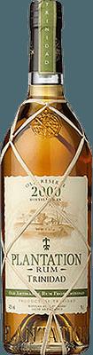 Plantation 2000 Trinidad rum