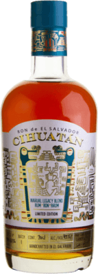 Cihuatan Nahual Legacy Blend Limited Edition rum