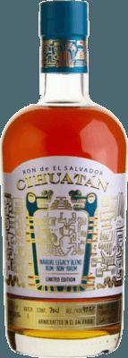 Cihuatan Nahual Legacy Blend Limited Edition rum
