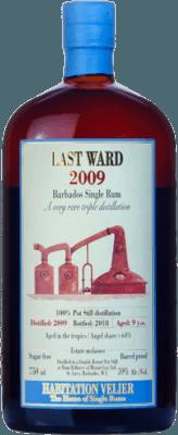 Habitation Velier 2009 Last Ward rum