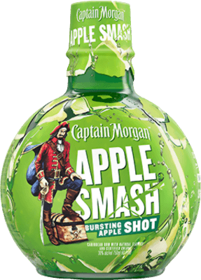 Captain Morgan Apple Smash rum