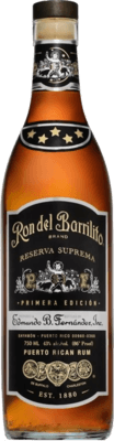Ron Del Barrilito Reserva Suprema 5 Star rum