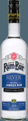 Worthy Park Rum-Bar Silver rum