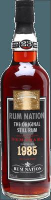 Medium rum nation 1985 demerara 23 year