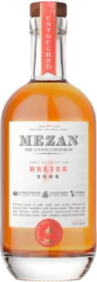 Mezan 2008 Belize rum