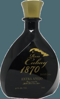 Cubay 1870 Extra Anejo rum