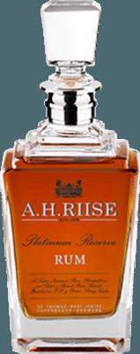 A. H. Riise Platinum Reserve rum