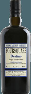 Foursquare Destino rum