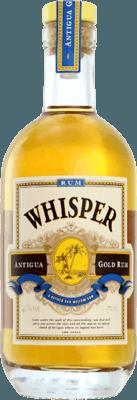 Whisper Gold rum