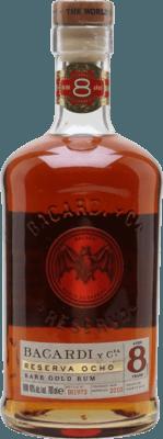 Bacardi Reserva Ocho 8-Year rum