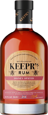 Keepr's Cotswold Honey Spiced rum
