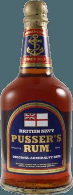 Pusser's British Navy Blue Label 3-Year rum