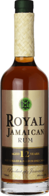 Royal Jamaican 12-Year rum
