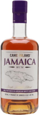 Cane Island Jamaica Single Island Blend rum