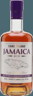 Cane Island Jamaica Single Island Blend rum