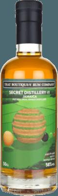 That Boutique-y Rum Company Secret Distillery #1 Jamaica 9-Year rum