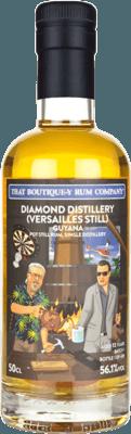 That Boutique-y Rum Company Diamond Distillery (Versailles Still) Guyana 13-Year rum