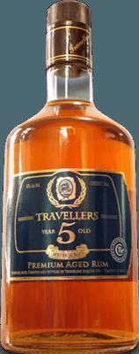 Travellers 5-Year rum