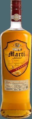 Marti Dorado 3-Year rum