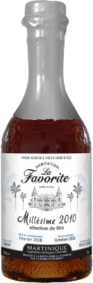 La Favorite 2010 rum