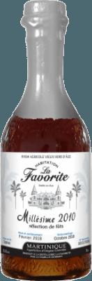 La Favorite 2010 Selection du futs 8-Year rum