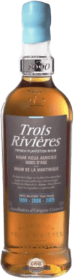 Trois Rivieres Triple Millesime 1999-2000-2009 rum