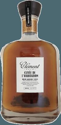 Clement Cuvee de l'Habitation 15-Year rum