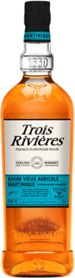 Trois Rivieres Teeling Whiskey Finish 4-Year rum