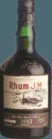 Rhum JM 2002 11-Year rum