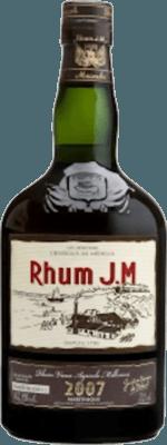 Rhum JM 2007 10-Year rum
