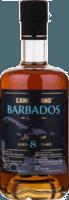 Cane Island Barbados 8-Year rum