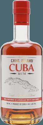 Cane Island Cuba Single Island Blend rum