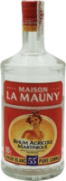La Mauny Blanc 55 rum