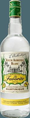La Favorite L'Authentique Blanc rum