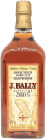 J. Bally 2005 rum